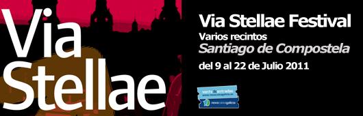 Via Stellae 2011 - Santiago de Compostela