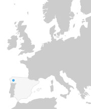 Where is Galicia in Spain